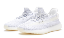 "Load image into Gallery viewer, adidas Yeezy Boost 350 V2 ""White Static"" Reflective"