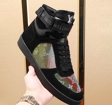 Load image into Gallery viewer, Louis Vuitton Rivoli Sneaker Boot