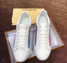 "Load image into Gallery viewer, Louis Vuitton Luxembourg Sneaker ""Rose"""