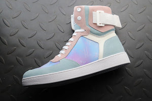 "Louis Vuitton Rivoli Sneaker Boot ""PINK"""