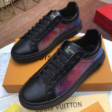 "Load image into Gallery viewer, Louis Vuitton Luxembourg Sneaker ""Noir"""