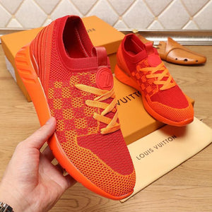 "Louis Vuitton Fastlane Sneakers ""Fire"""