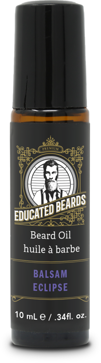 Balsam Eclipse .34fl. oz.  Beard Oil | Educated Beards
