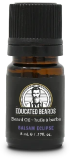 Balsam Eclipse .17fl. oz. Beard Oil | Educated Beards