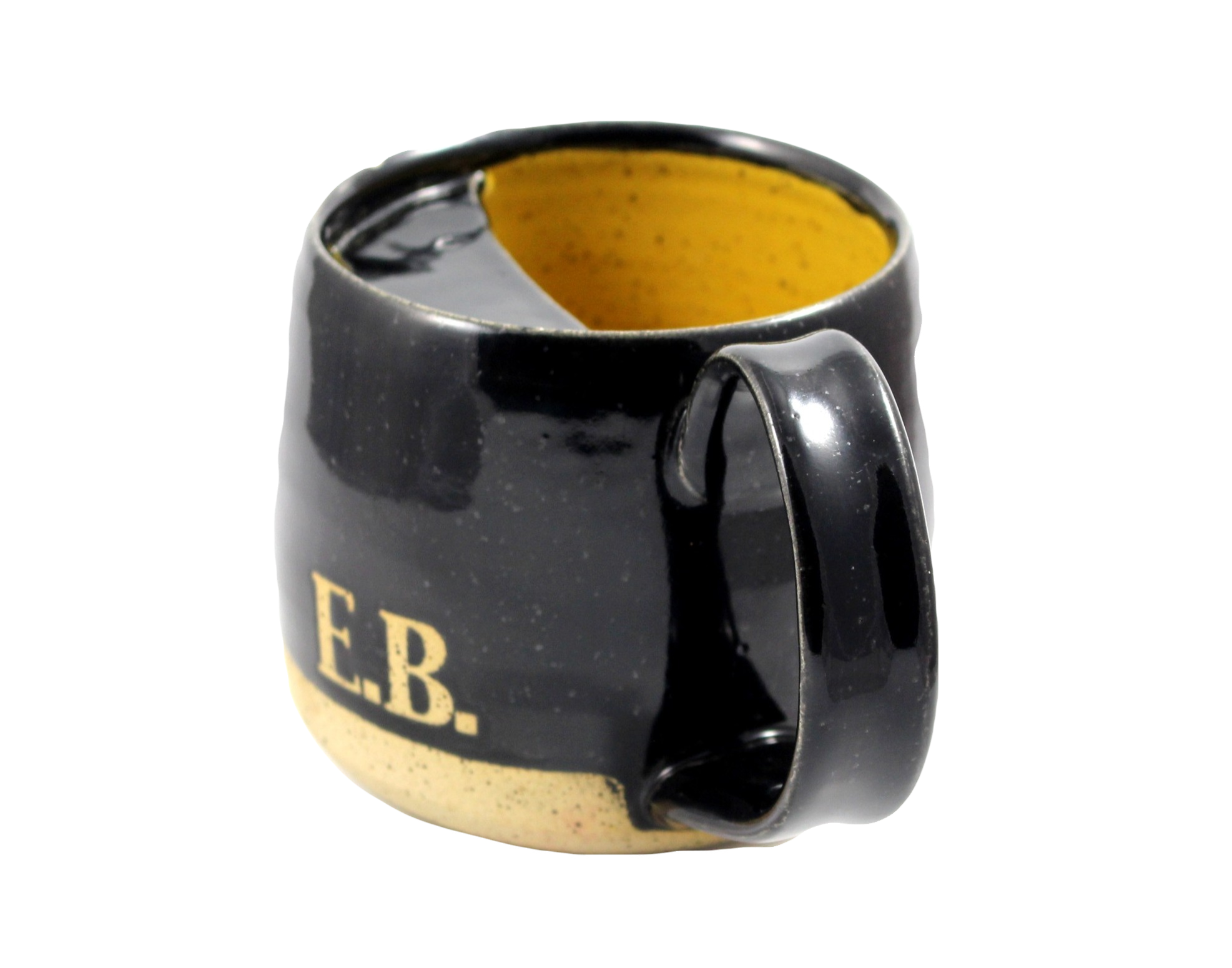 Mug with Moustache Protector | Educated Beards