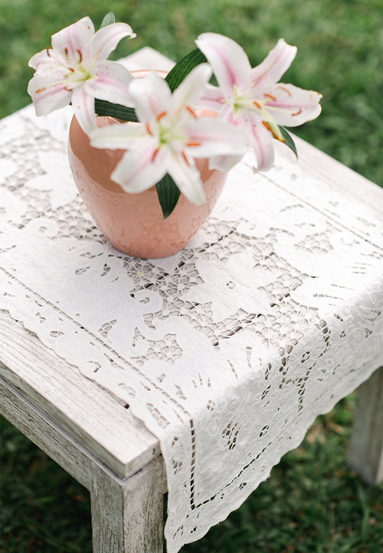 Square Table Runner