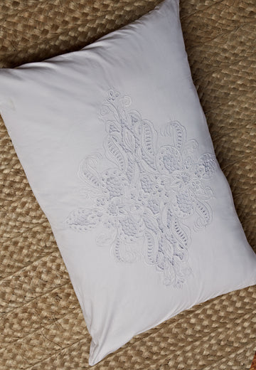 Rose Bed Pillow