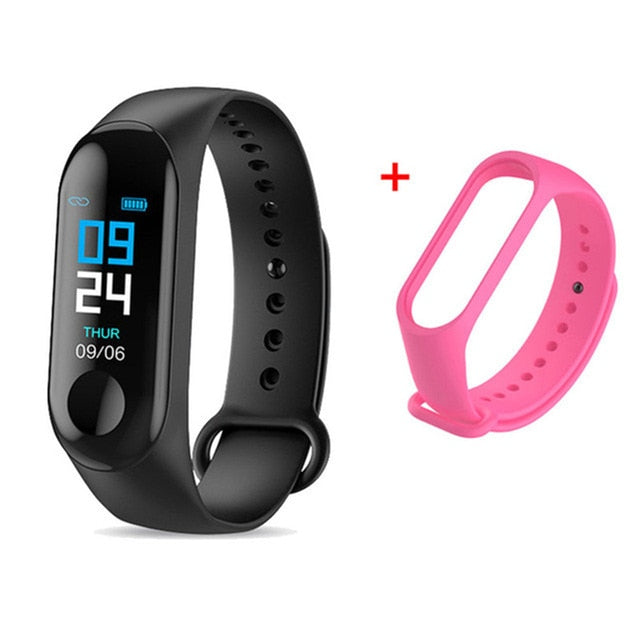 M3 Smart Watch Bracelet Fitness tracker