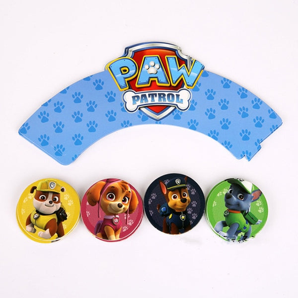 Paw Patrol Boys Birthday Party Decorations 2020