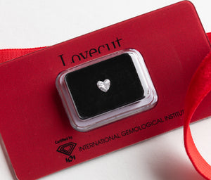 Love Cut - The Heart Shape Diamond Gift