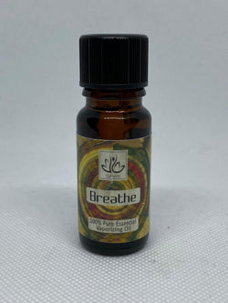 Breath 100% pure essential vaporizing oil