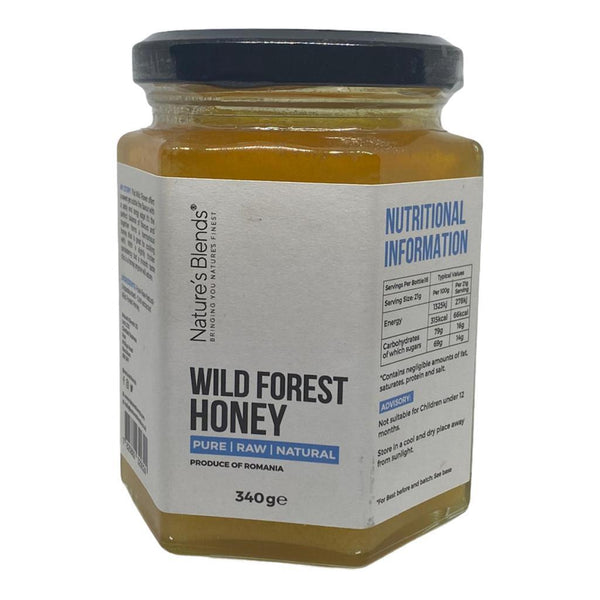 Wild Forest Honey 340g
