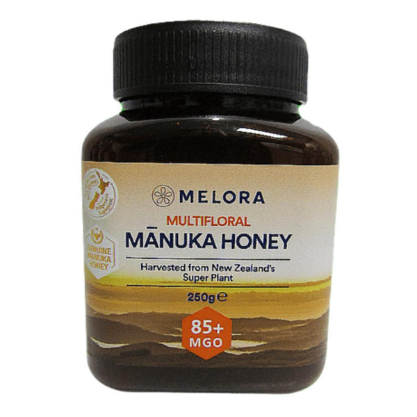 Manuka Honey Jar - Multifloral 85+ MGO 250g