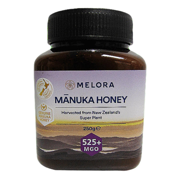 Manuka Honey Jar - Mono 525+MGO 250g