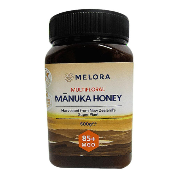 Manuka Honey Jar - Multifloral 85+MGO 500g