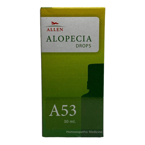 A53 Alopecia Drops 30ml