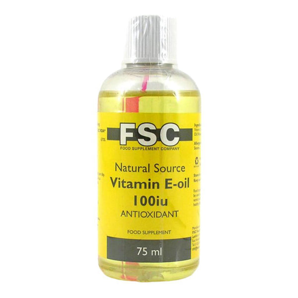 Vitamin E Oil Liquid 100Iu 75Ml