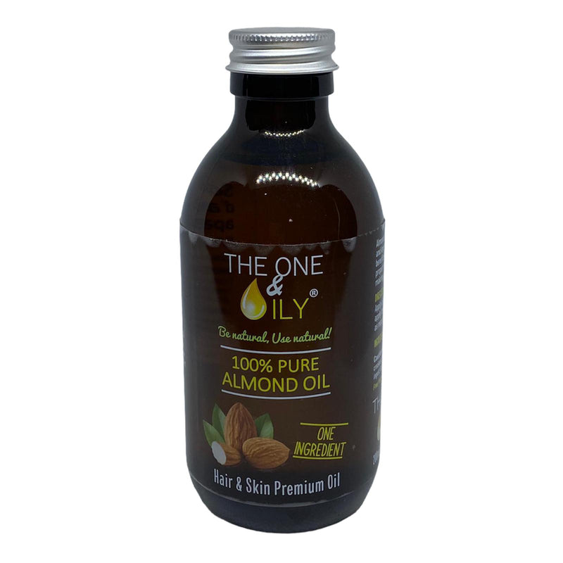 Almond Oil - Premium Quality 100% Pure