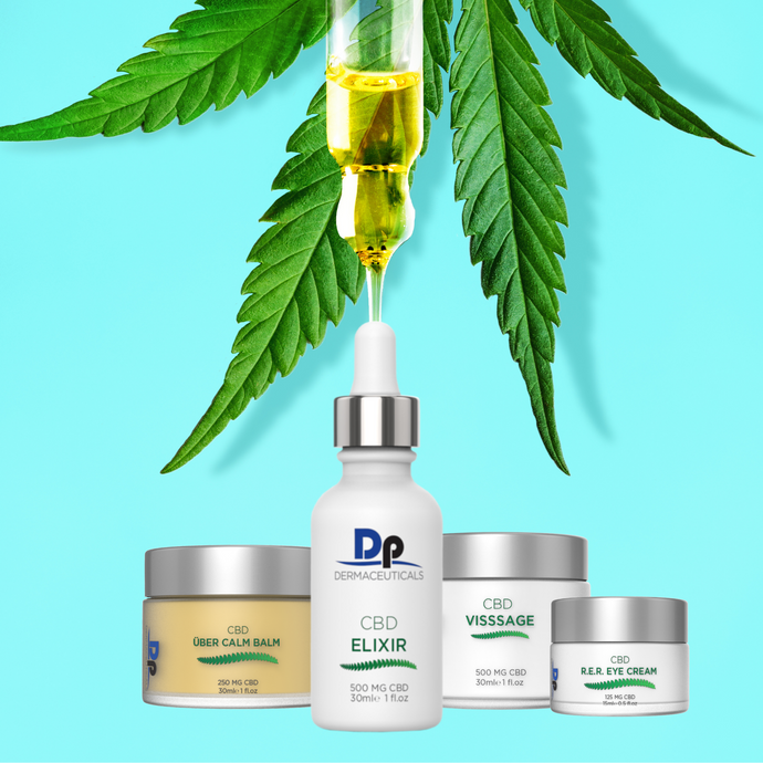 2020 Additions: CBD Skin Care Line, LED Therapy and More