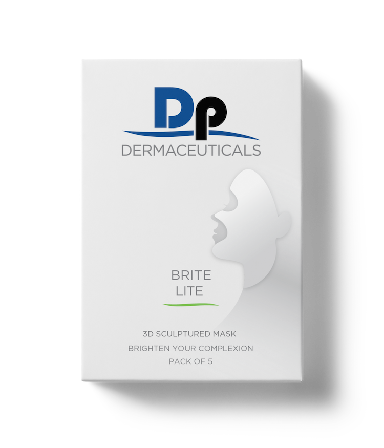 Brite Lite 3D Sculptured Face Mask (Box of 5) - WHSL