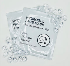 Load image into Gallery viewer, SkinLite Single Hydrogel Mask - WHSL