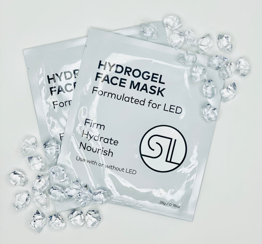 SkinLite Single Hydrogel Mask - WHSL
