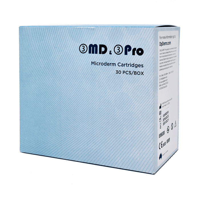 3MD & 3Pro Cartridges (Box of 30)
