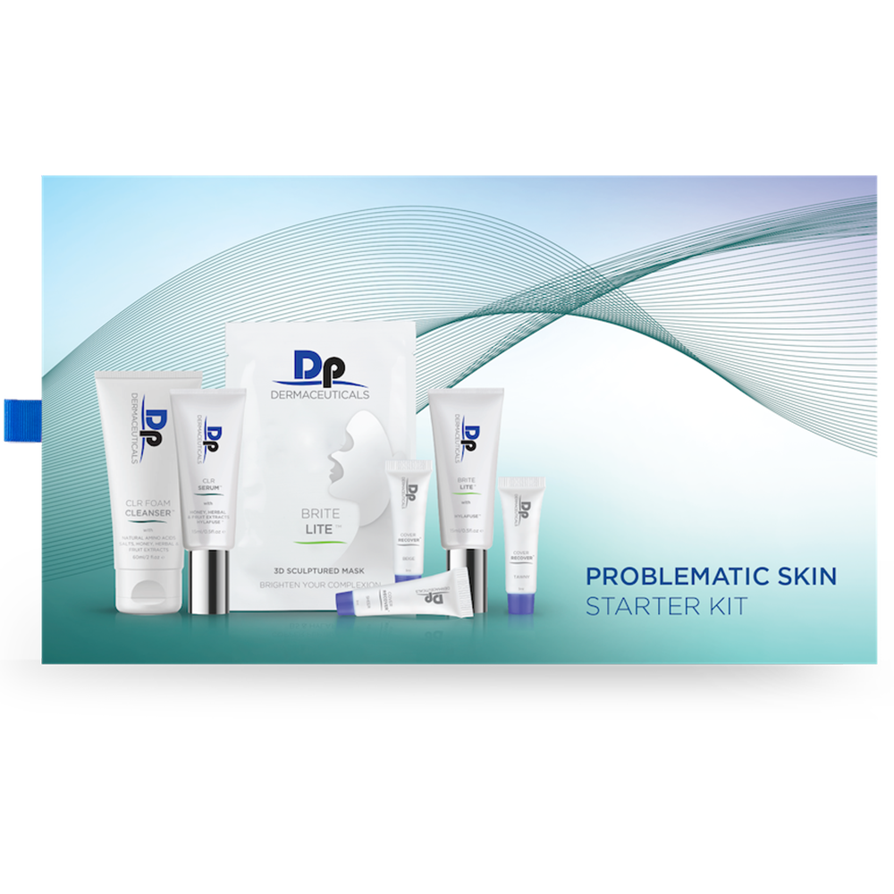Problematic Skin Starter Kit (Acne Skin Care Kit)