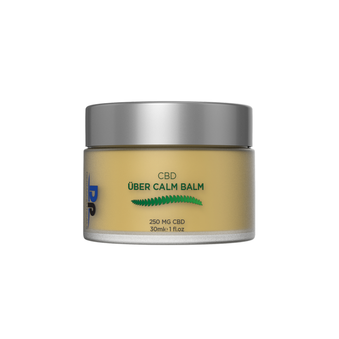 CBD UBER Calm Balm 250mg (30ml)