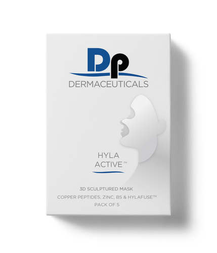Hyla Active 3D Sculptured Face Mask (Box of 5)