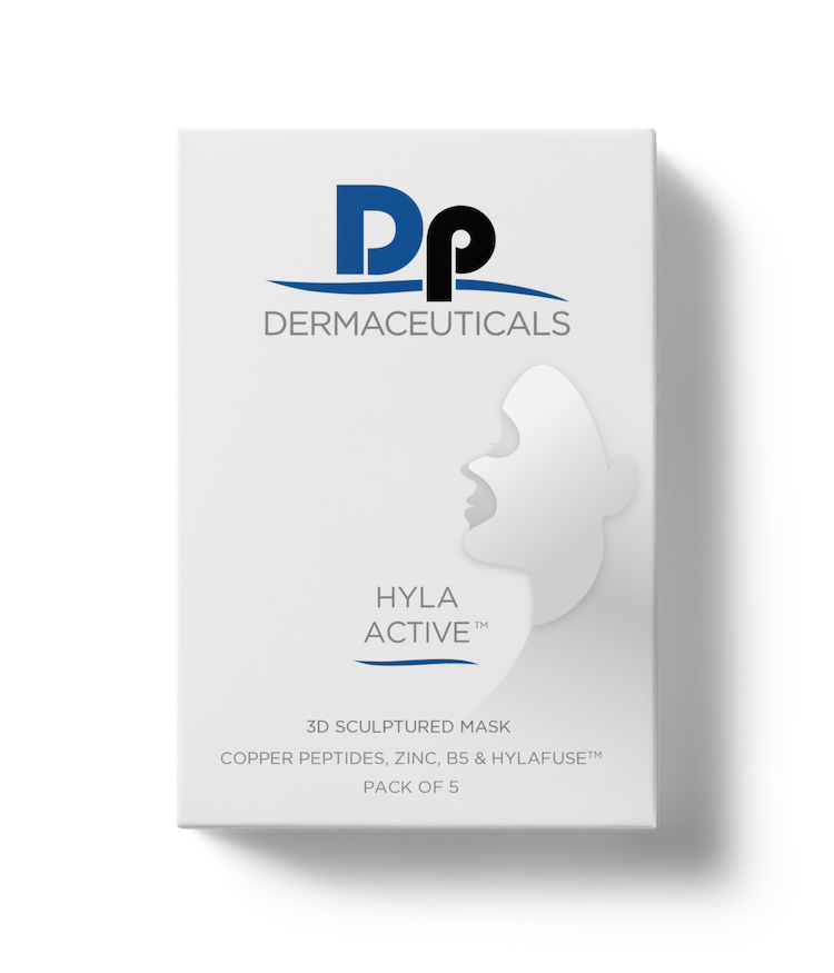 Hyla Active 3D Sculptured Face Mask (Box of 5) - WHSL