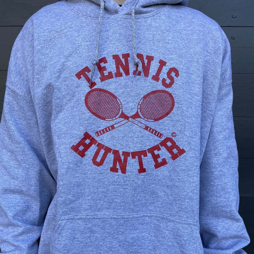 Tim & Vic Tennis Hunter Hooded Sweatshirt