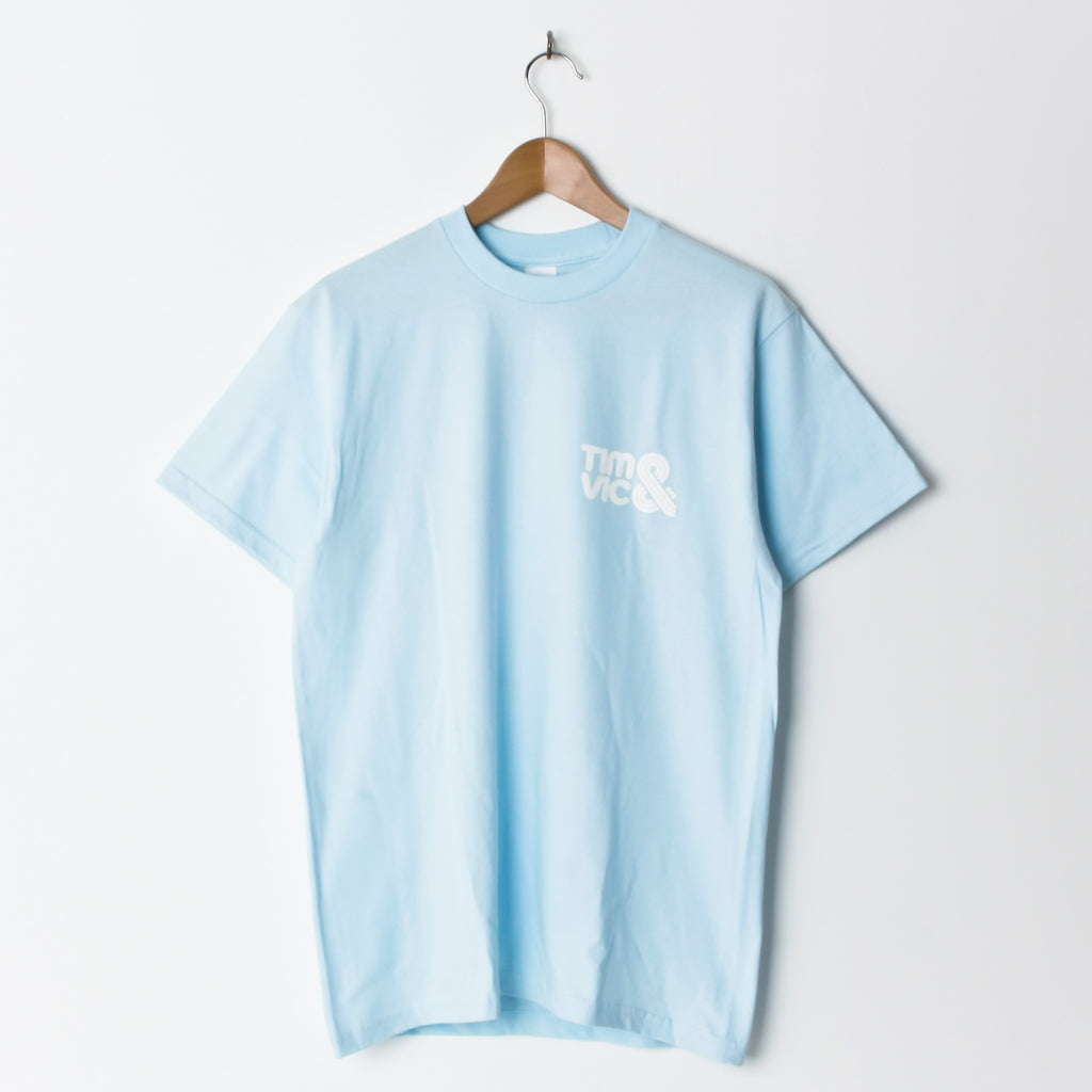 Tim & Vic 8 T-Shirt Blue