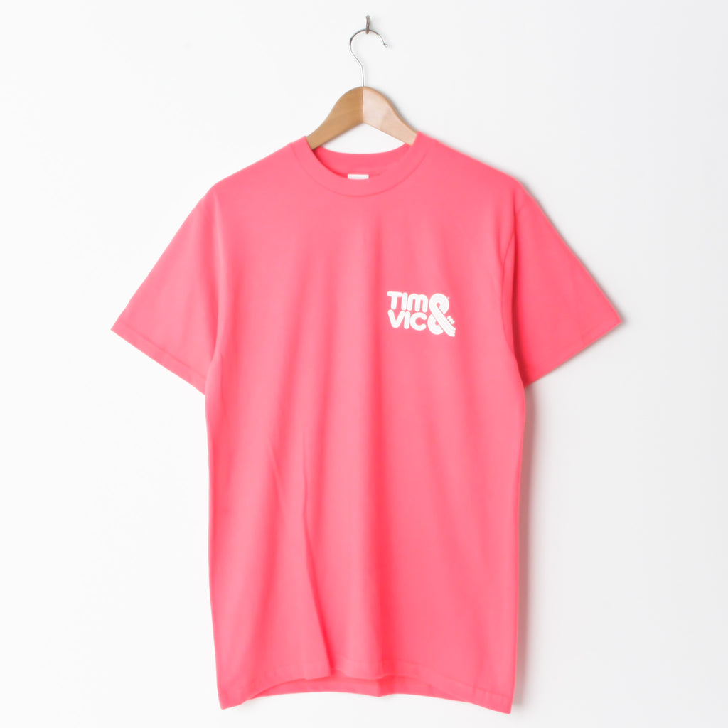 Tim & Vic 8 T-Shirt Pink