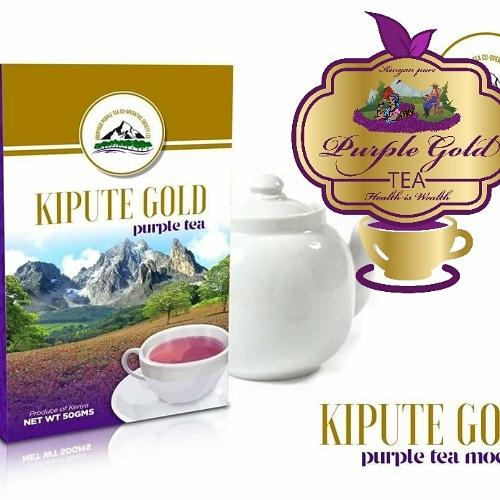 KIPUTE Purple Gold 50g