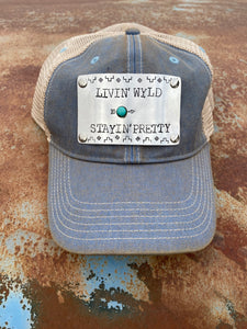 Livin' Wyld Every Day Cap