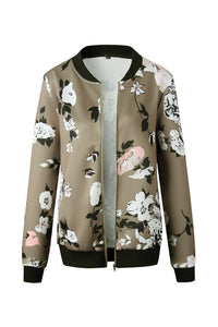 "The ""Bloomin"" Jacket"