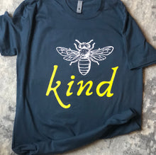 Load image into Gallery viewer, Bee Kind T-shirt