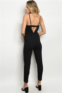 Low Back Jumpsuit