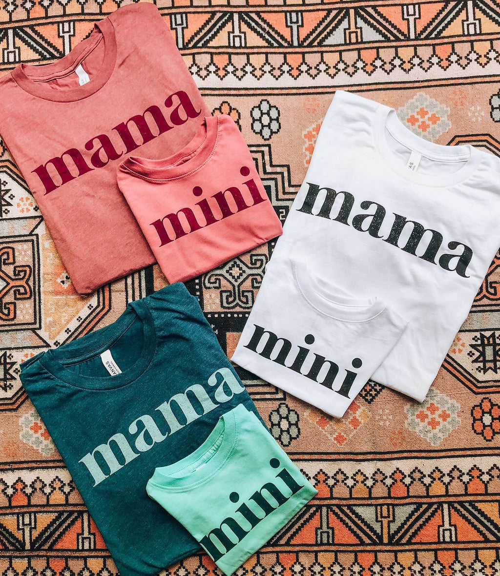 Mama + Mini Gift Subscription - 3 MONTHS PRE-PAID