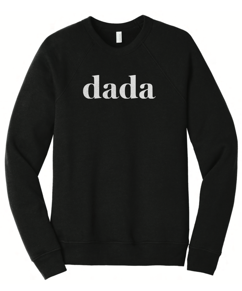 Dada Sweatshirt - Black