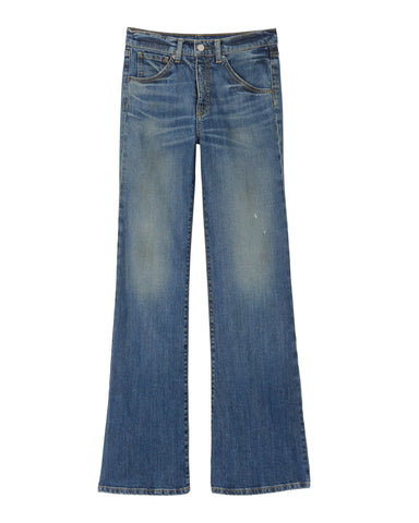 10866W45 Celia high rise boot cut jean