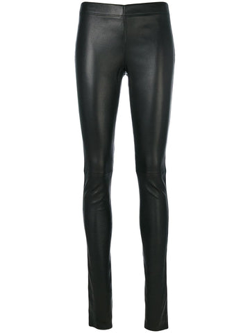 JF000180 leather stretch legging