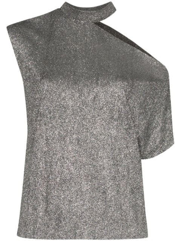 WH9436863ACTP AXEL GLITTER CUT OUT T-SHIRT