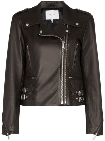 LWLT0312 PCH leather moto jacket