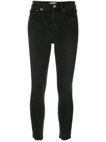 1893WHRAC High rise ankle crop