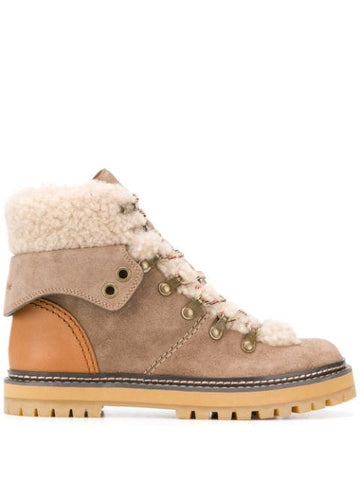 SB31120A.10150 SHEARLING BOOT