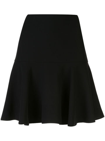 U1513EEA FLOUNCE BOTTOM SKIRT