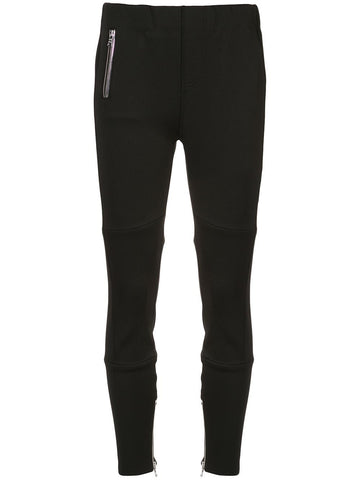 WH94251034BLK  Finneley neoprene zipper legging
