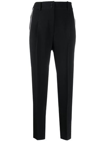 20EN2MOB0415336  pant with white contrast side stripe